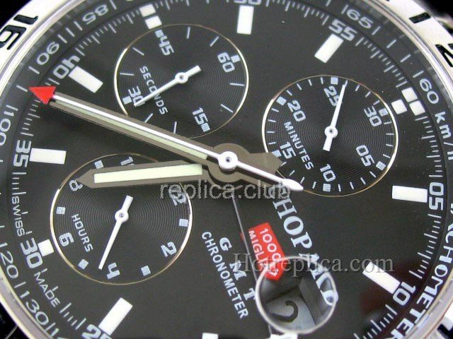 Chopard Mille Miglia GMT 2005 Chronograph Swiss Replica Watch #1