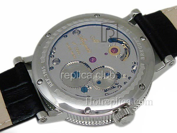 Breguet Tourbillon Giubileo Salmon Regulatuer Real Repliche orologi svizzeri #1