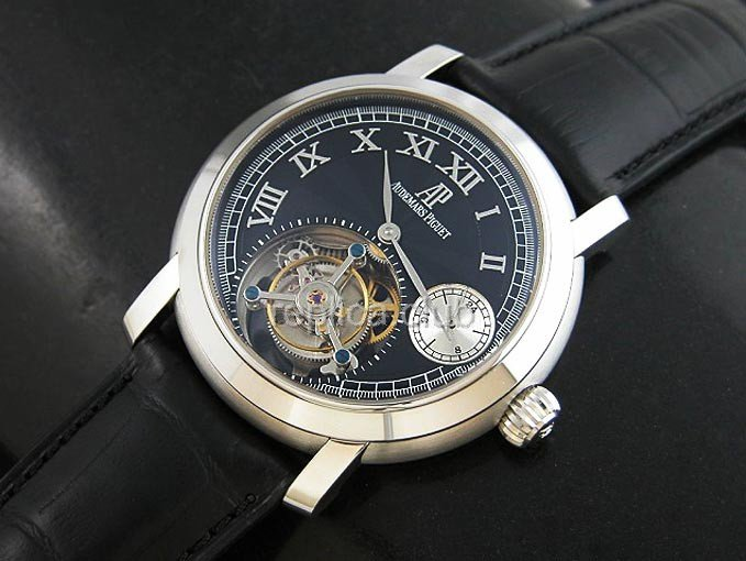 Audemars Piguet Jules Audemars Tourbillon Repetition Minutes Replik Schweizer