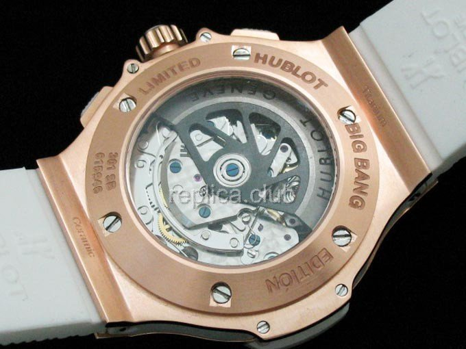 Hublot Big Bang хронограф Швейцарский реплики #2