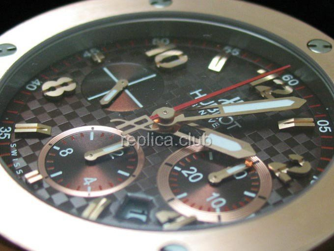 Hublot Big Bang Chronograph Replik Schweizer #3