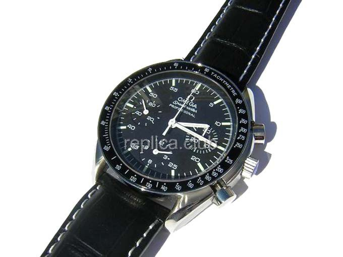 Omega Speedmaster Professional Swiss Watch реплики #2