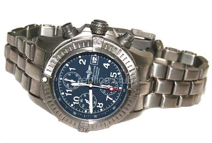 Breitling Chrono Avenger Swiss Replica Watch